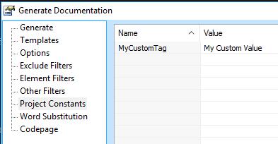 Beliebige Anzahl an Custom Tags beim Report Generieren – Enterprise ...