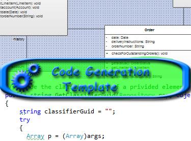 Code Generation Enterprise Architect Blog