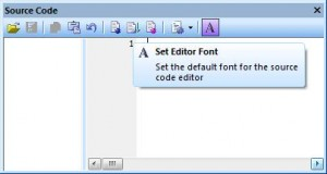 EA Sourcecode Editor