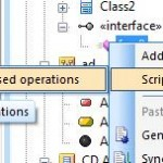 Model Script aus dem Project Browser ausführen